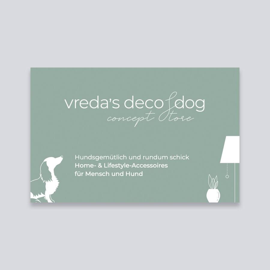 Vredasdecoanddog_Visitenkarte_Vorderseite_1000x1000